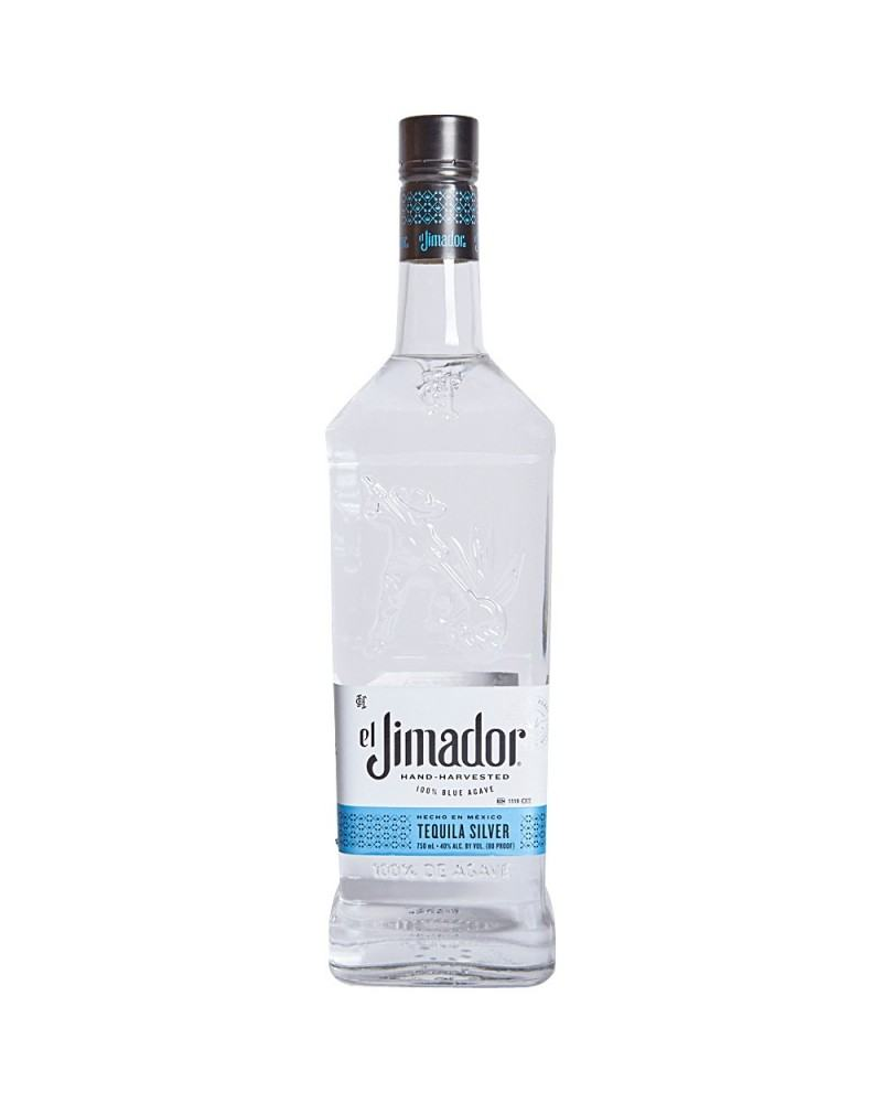 El Jimador Silver Tequila 1Lt -