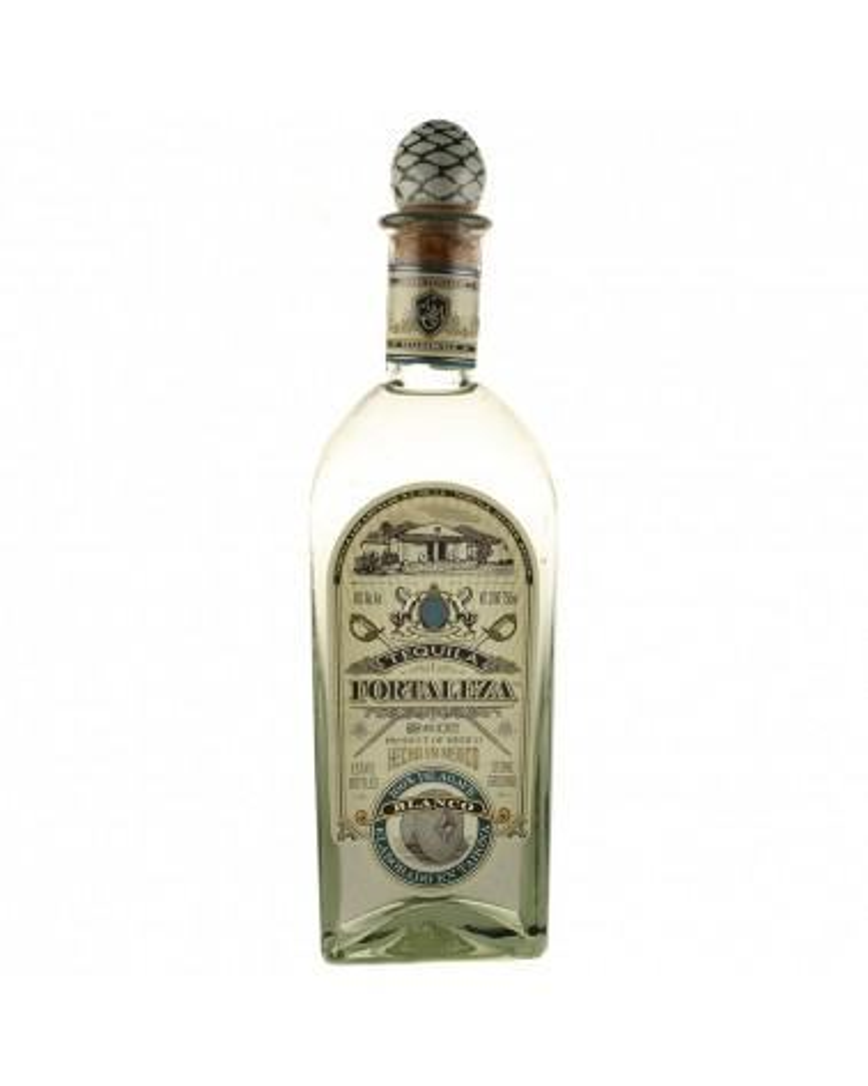 Fortaleza Tequila Blanco 750ml -
